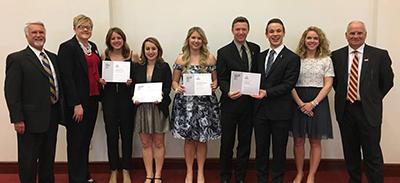Alumni Involvement Grant Recipients